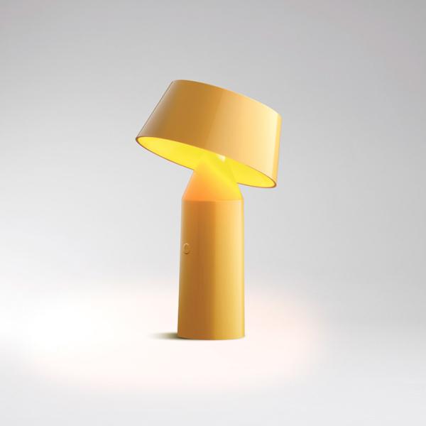 uno iluminacion y lamparas de diseño en valladolid lampara bicoca marset fiscarini colores amarillo gris azul rosa verde blanco led regalo 1 amarillo