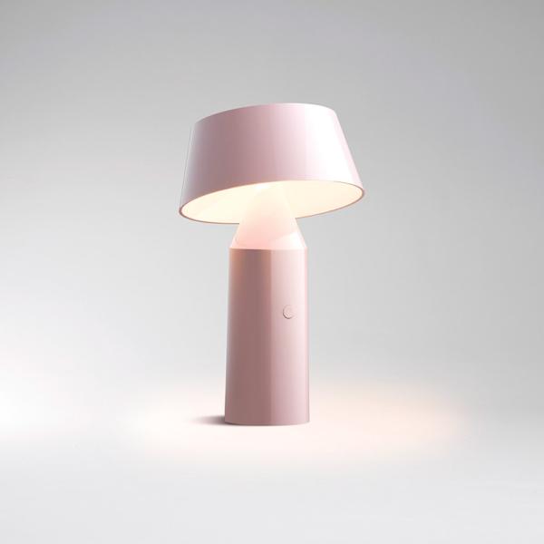 uno iluminacion y lamparas de diseño en valladolid lampara bicoca marset fiscarini colores amarillo gris azul rosa verde blanco led regalo 1 rosa