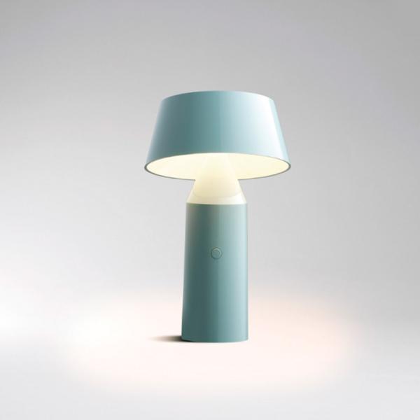 uno iluminacion y lamparas de diseño en valladolid lampara bicoca marset fiscarini colores amarillo gris azul rosa verde blanco led regalo 1 verde