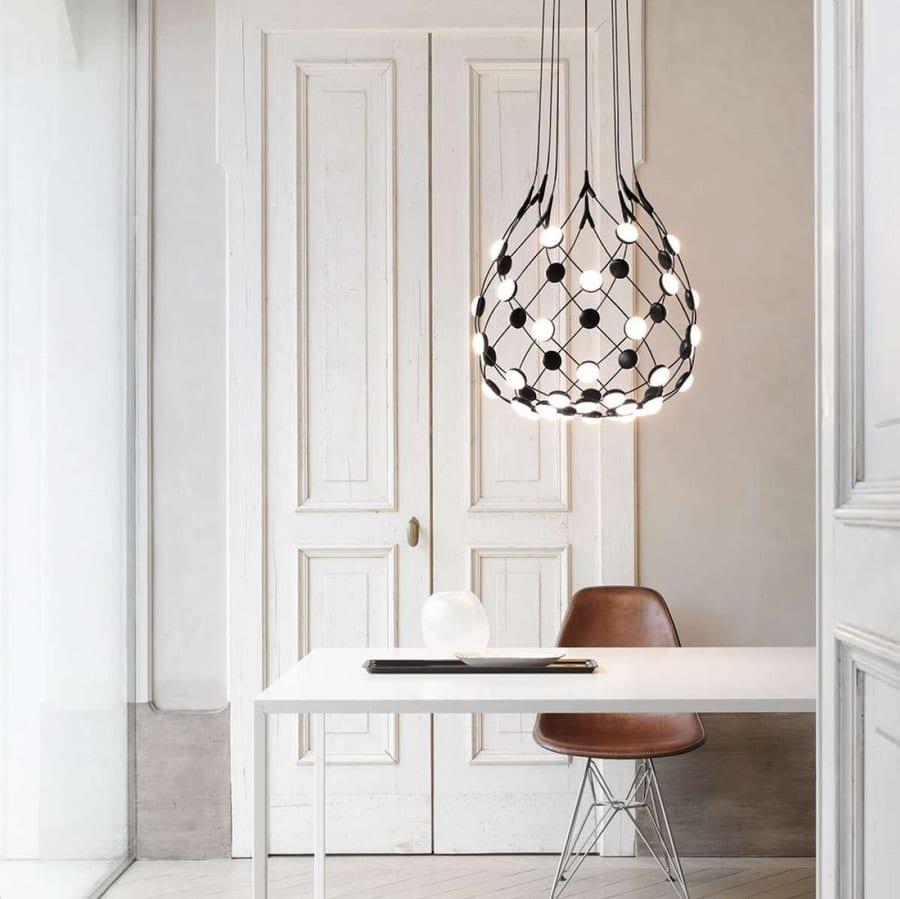 mesh-luceplan-salon-mesa-lampara-colgante